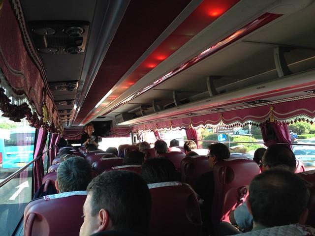 Tour bus FTW!