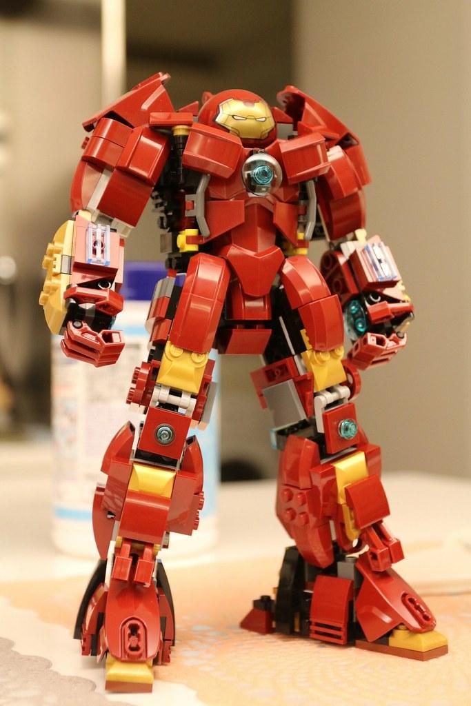 Lego Hulkbuster Ucs Moc Hulkbuster Owned By Hulk P