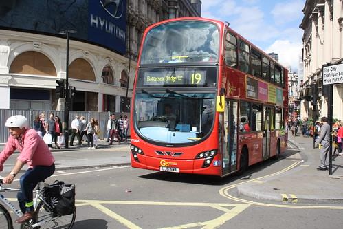 London General WVL488 LJ61NWA