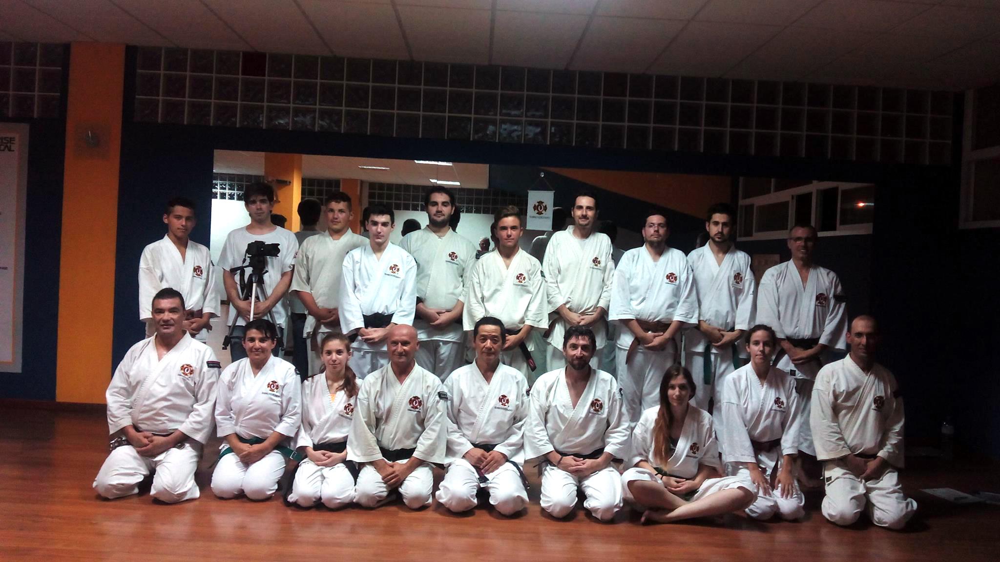 Último entrenamiento verano 2016