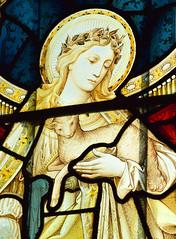St Agnes by Heaton, Butler & Bayne, 1889