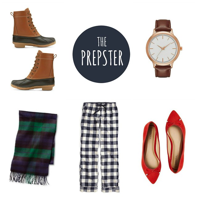 gift guide for the prepster 2016