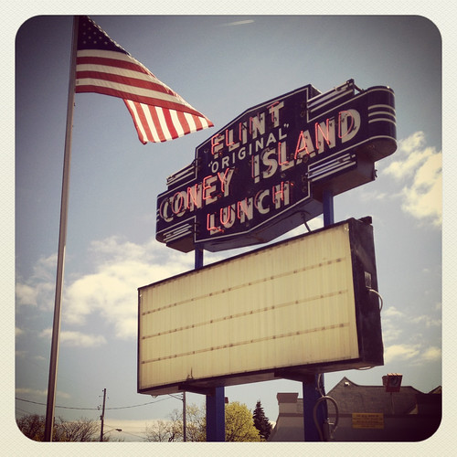 flint original coney island | by avocadoh