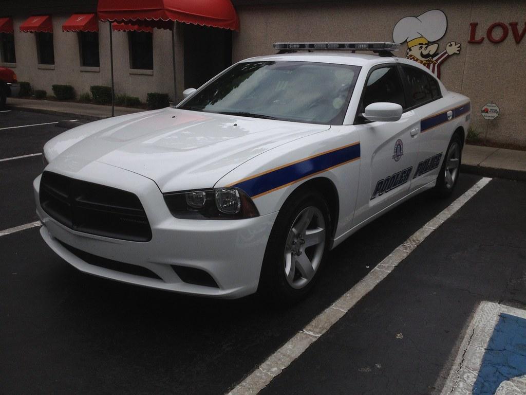 Dodge Charger Police Car 2012 Pooler Ga Jim Phillips
