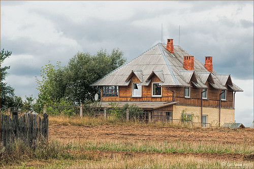 Image of a farm in Belarus