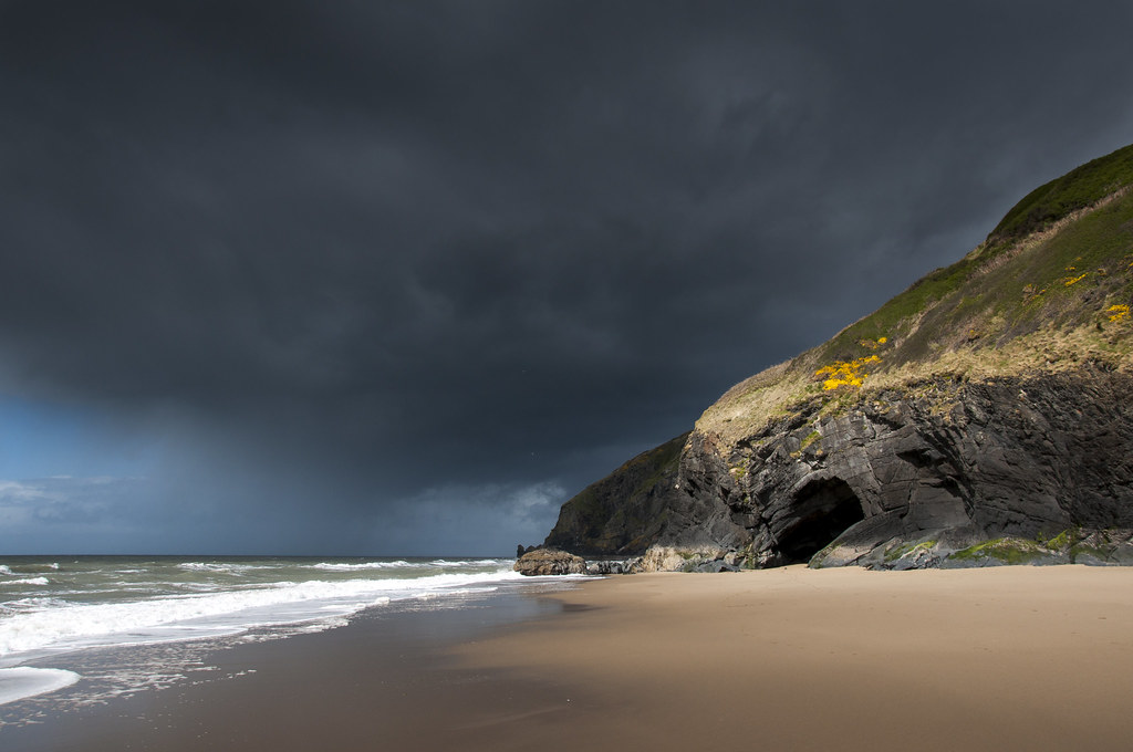 Penbryn Beach  West Wales  Andrew Kearton Flickr