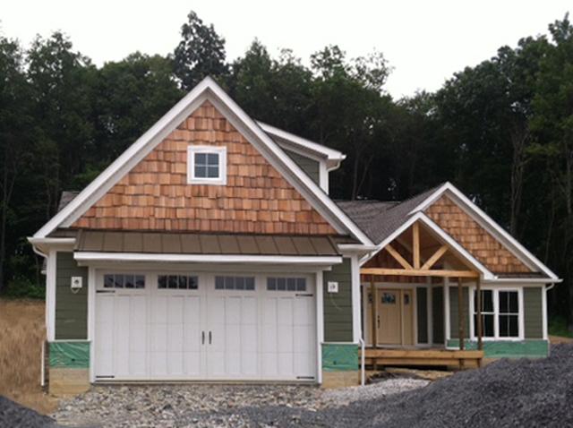 Unique blue ridge the earnhardt collection photo for Schumacher homes house plans