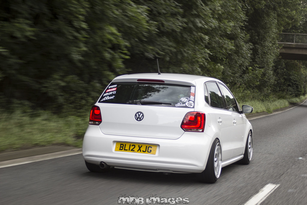adam 39 s vw polo 6r mathew bedworth flickr. Black Bedroom Furniture Sets. Home Design Ideas