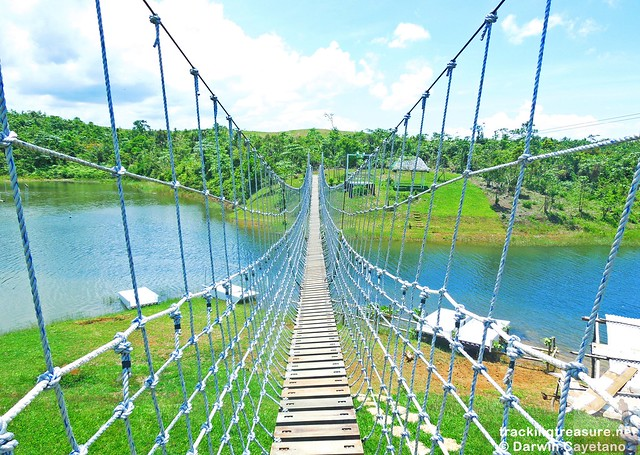 9 Caliraya Mountain Spring Marina Resort - Hanging Bridge