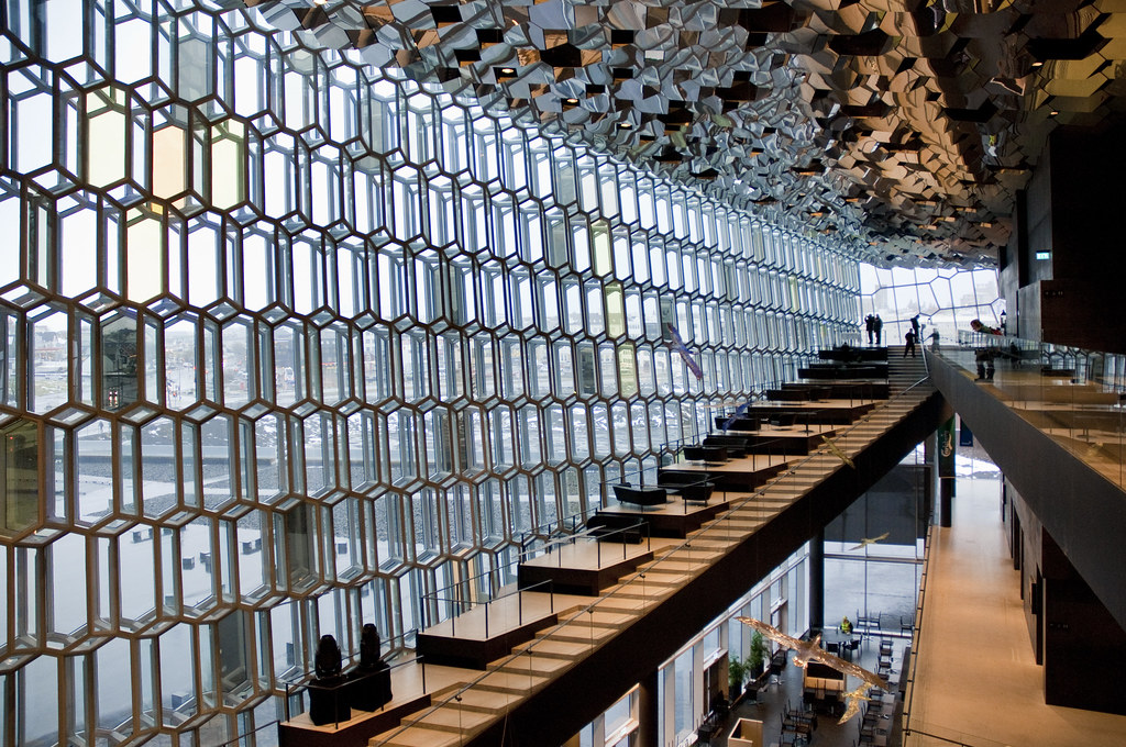 Iceland Reykjavik Harpa Interior 03 Dsc4623 Another