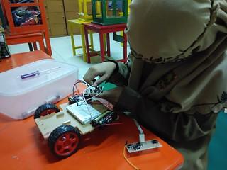 Sekolah Robot