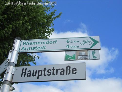 ©Start Radtour Auenland 20150515