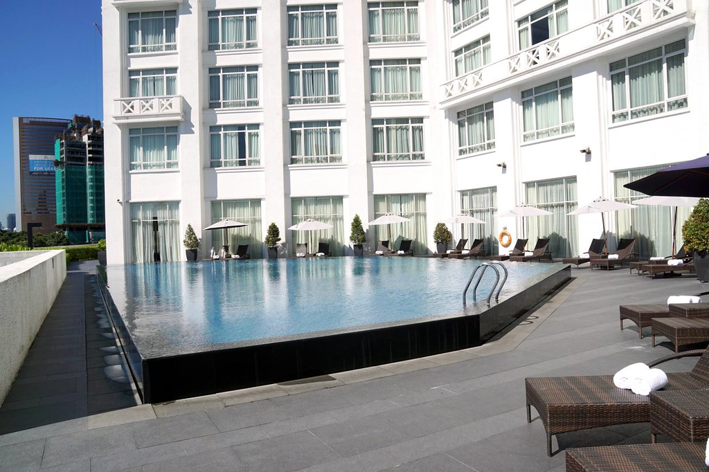 Staying at Majestic Hotel KL - the Governor Suite