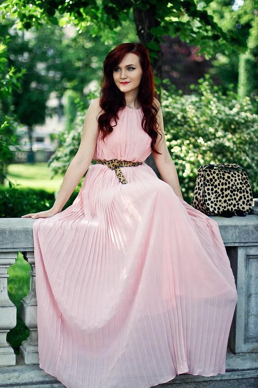 pink maxi dress7
