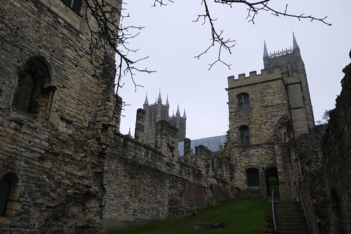 The Cathedral and the Palace