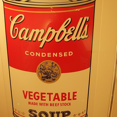 Campbell's vegetarian soup made out of beef stock?! - #LoveCroatia #VisitCroatia #Croatia #dalmatia #Dubrovnik #Pile #Konavle #Familienurlaub #wine #wein #travel #travelblog #travelingram #travelphotography #instapassport #travelgram #mytravelgram #travel