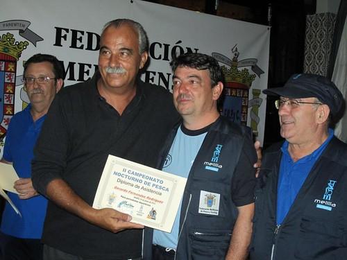 El fallecido Gerardo Fernandez da nombre al trofeo a la pieza mayor