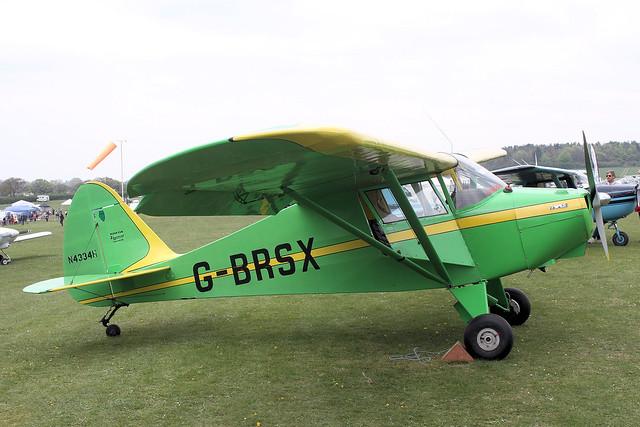 G-BRSX
