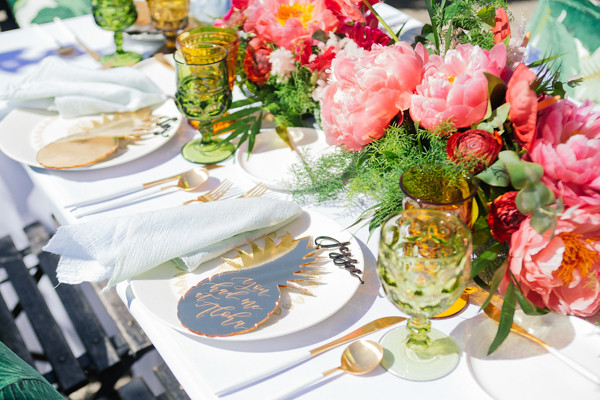eatsleepwear, bridal-shower, palihouse, tropical, engaged, wedding, 3
