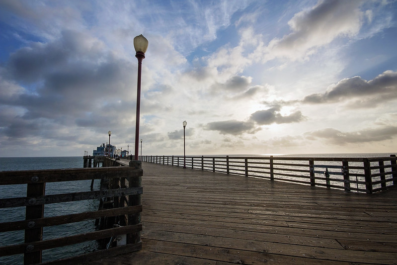Oceanside Pier - Oceanside, California, 2015