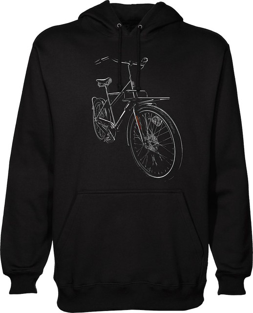 WorkCycles Crossframe hoodie 2