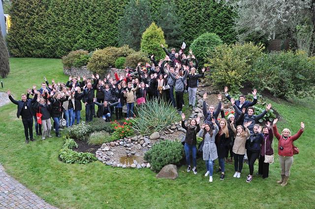 Pupils of Vilnius Pilaite gymnasium visit LEI