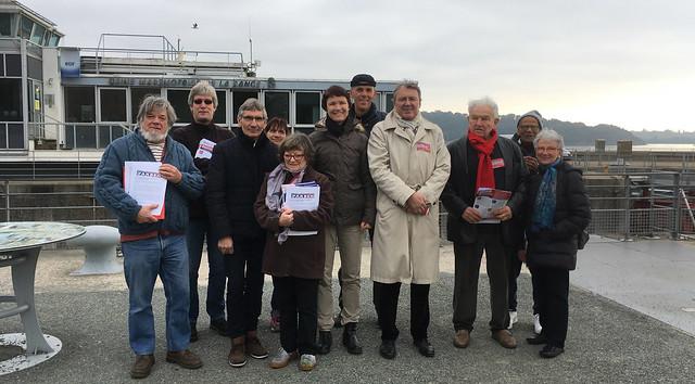 Jacques NIKONOFF dans les Côtes d'Armor vendredi 28 octobre 2016