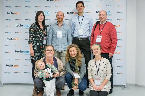 NetSquared Europe Organizers 2016-10-28