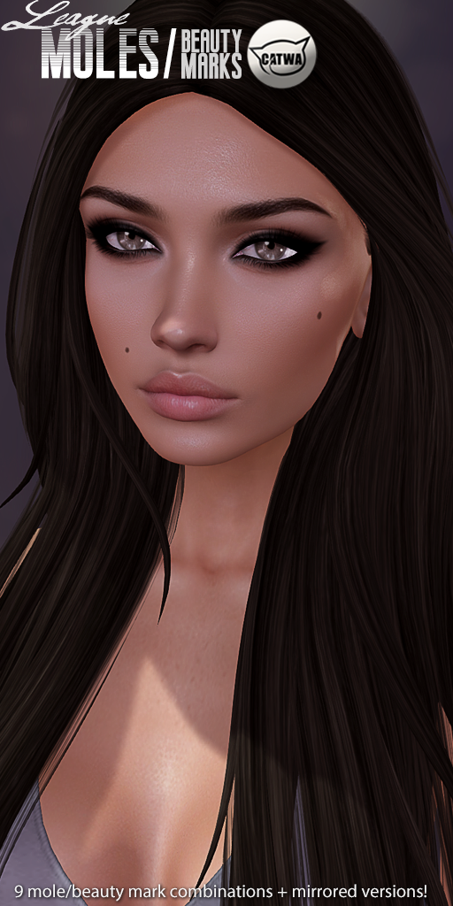 League Mole/Beauty Marks Appliers for Catwa