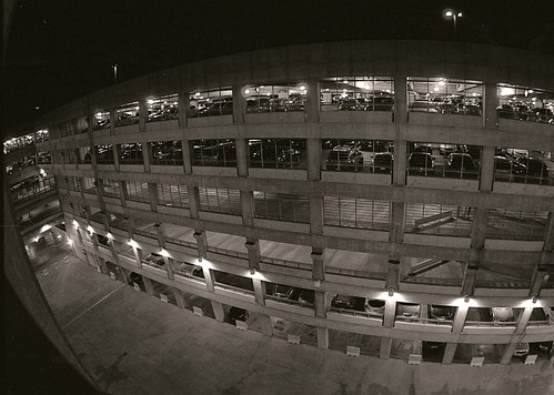 Fish Eye Parking Garage | by _Matt_T_