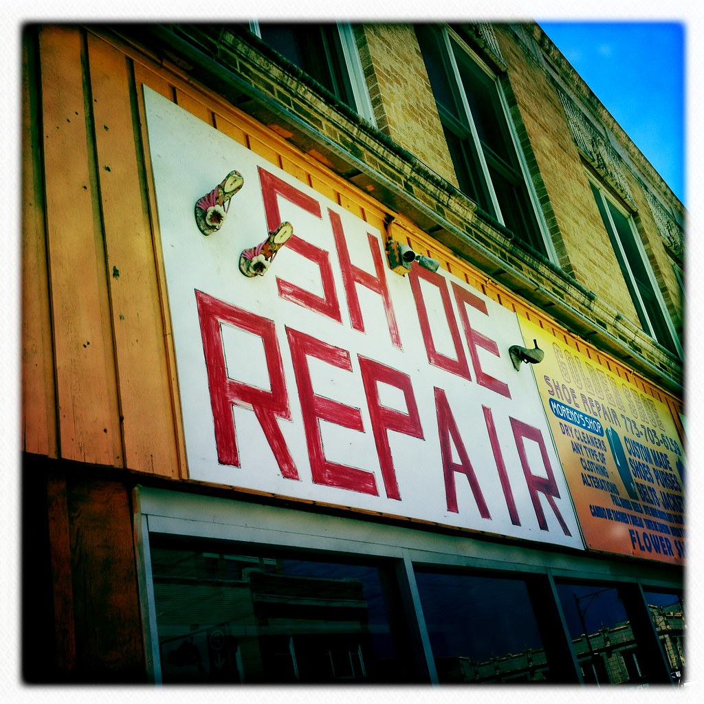 Shoe Repair In Gwinnett Country