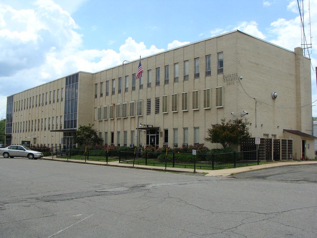 Fayette County Jail---Fayette, Al. | Built 1965 | Lamar ...
