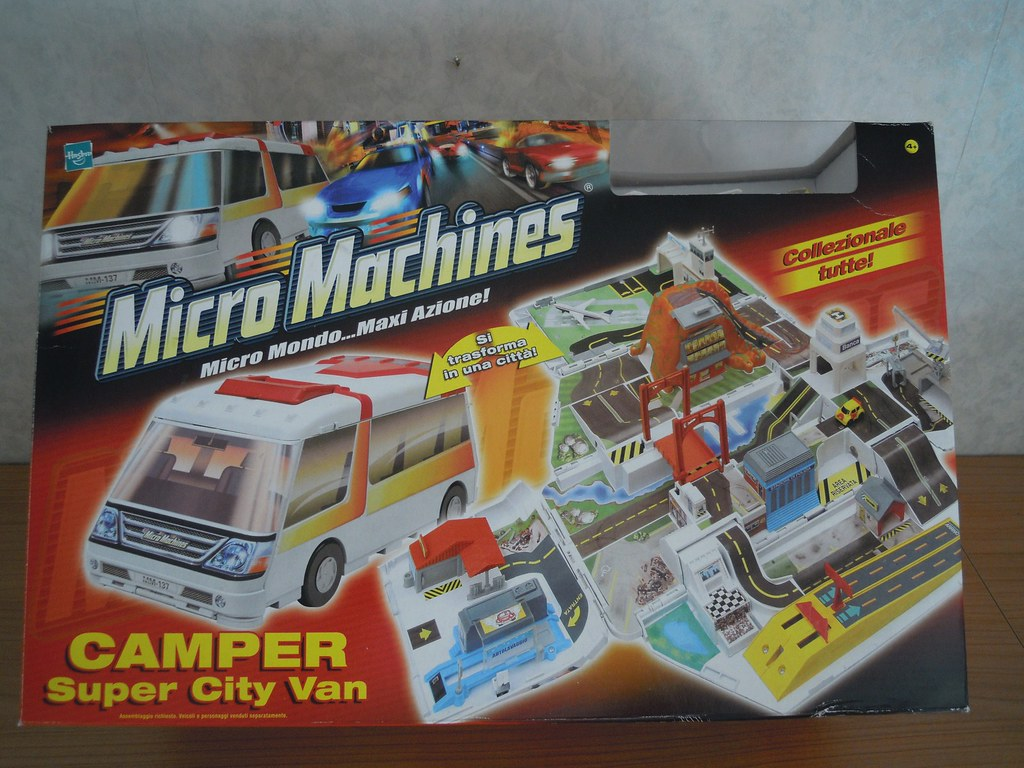 micro machine city