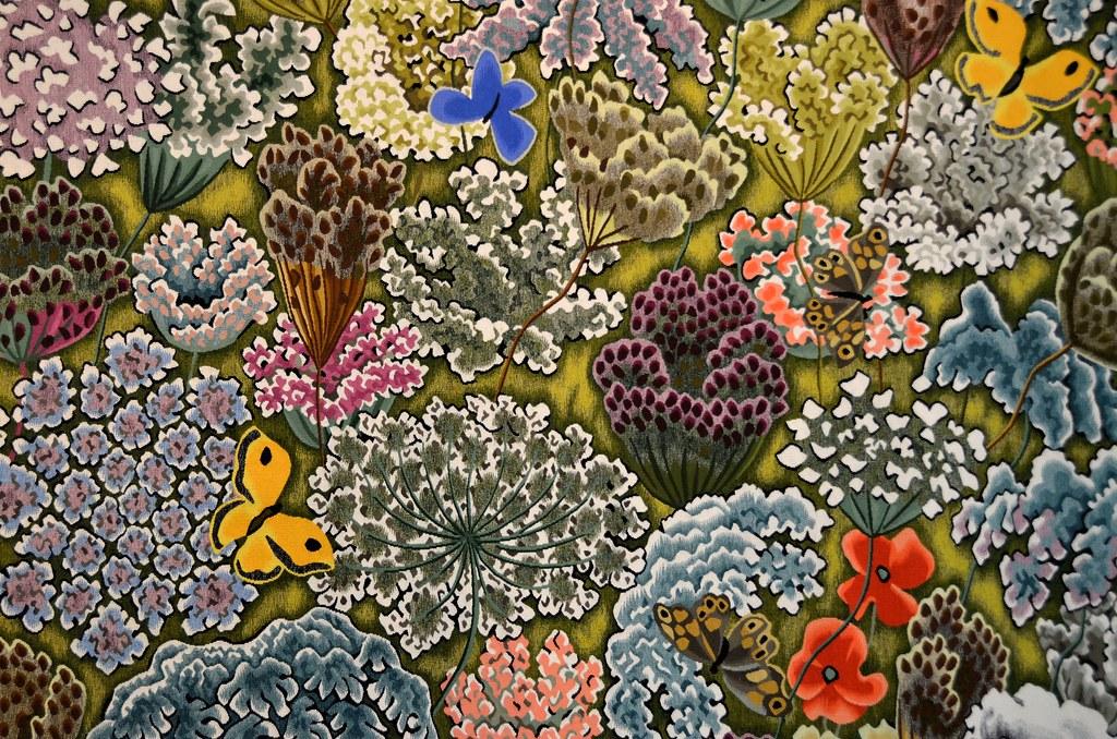 Tapisserie de dom robert le soleil pour t moin carton d - Galerie nationale de la tapisserie beauvais ...
