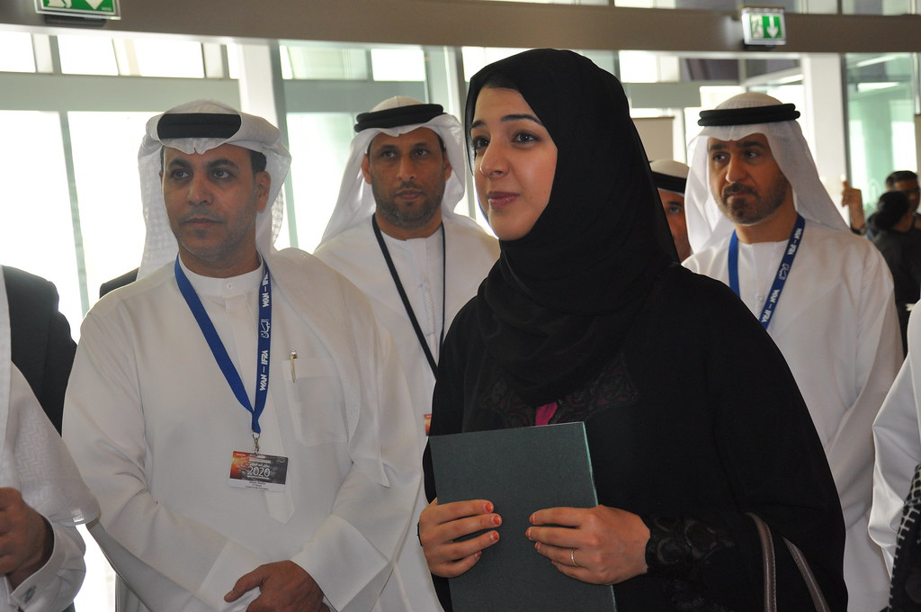 MEC15 10.2 Her Excellency Reem Ebrahim Al Hashimy | 10th ...