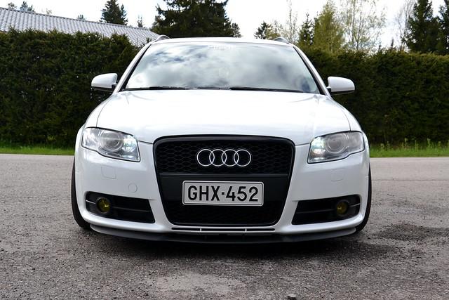 Zoml: Audi A4 B7 Avant //Mätäs Crew 17614835626_de4c32e775_z