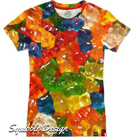 gummy_bear_tshirt_squibble_design