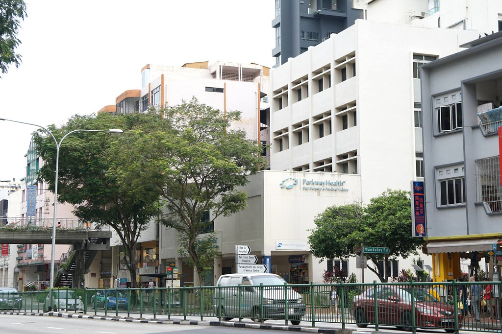 The Balestier Heritage Walk Singapore Rochor Beancurd