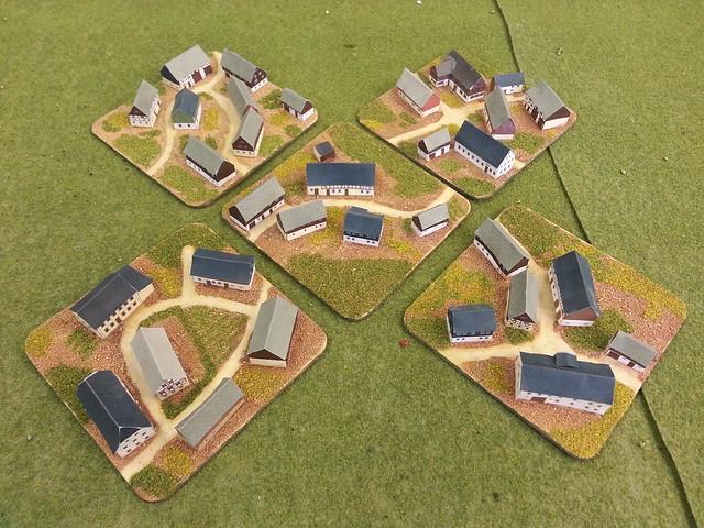 Villages in 3mm
