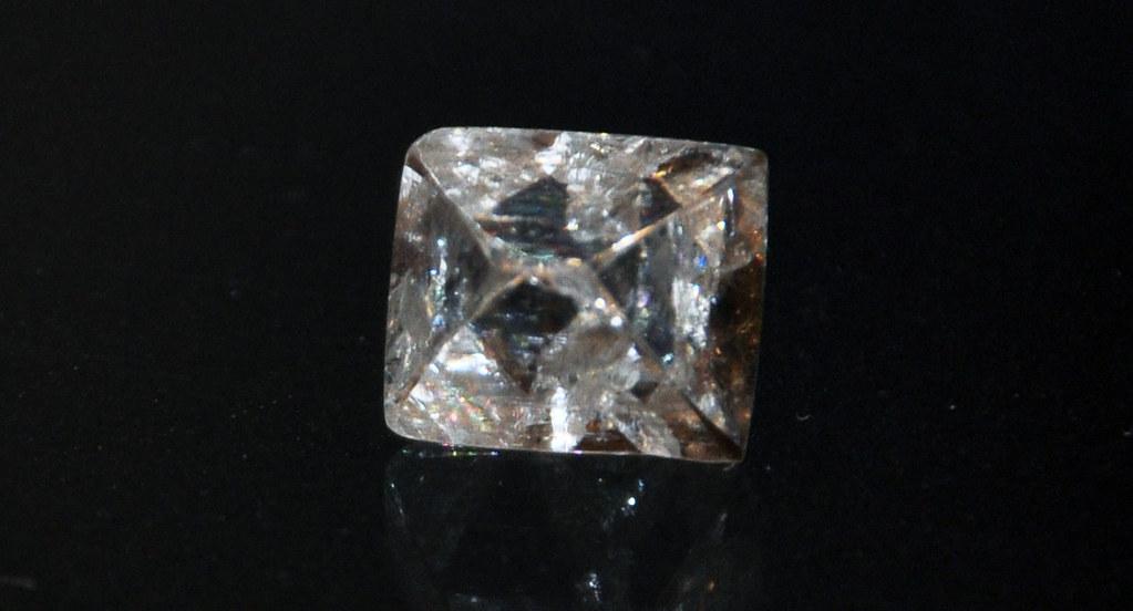 Diamond J's Maltese Octahedral diamond (Si...