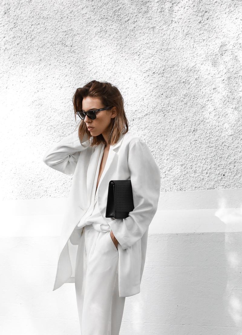 modern legacy, all white, monochrome, street style, BC the label, suiting, layering, Anine Bing (1 of 1)