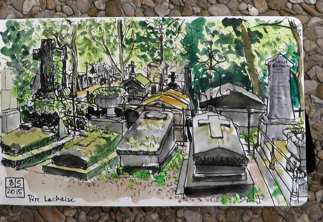 2015_05_08_Père Lachaise Cemetery