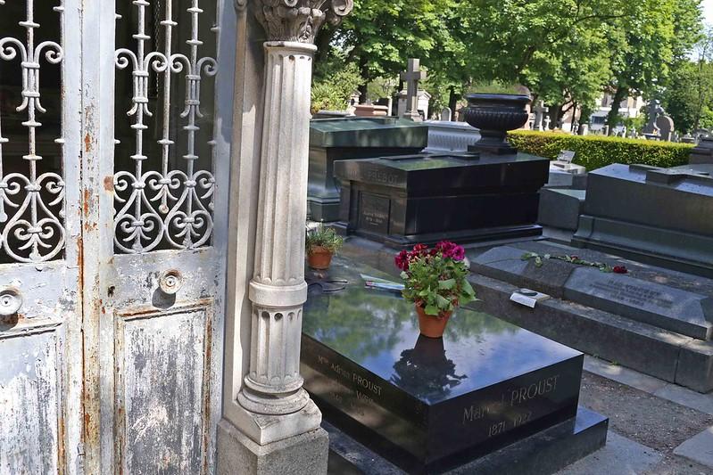 Letter from Paris - Hazrat Marcel Proustuddin's Dargah, Père Lachaise Cemetery