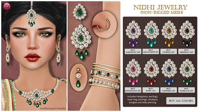 Nidhi Jewelry (@ Uber)