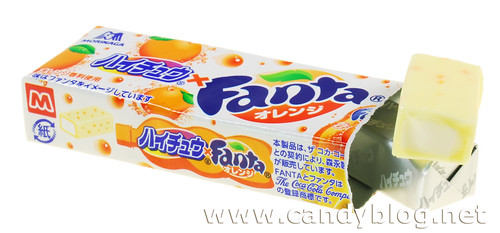 Orange Fanta HiChew | by cybele-