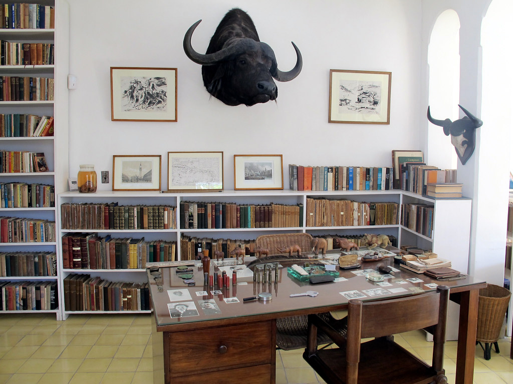 Finca Vigia - Ernest Hemingway's Hideaway