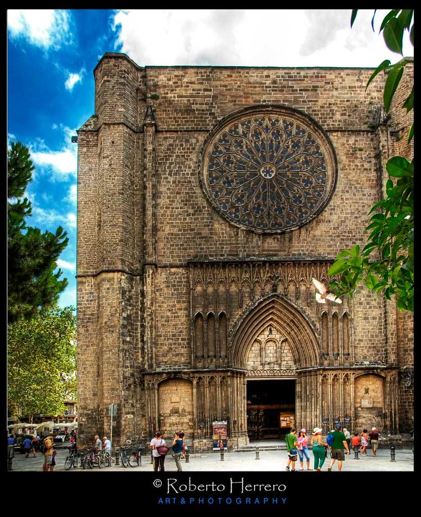 Santa maria y paloma barcelona view awards count - Roberto herrero ...
