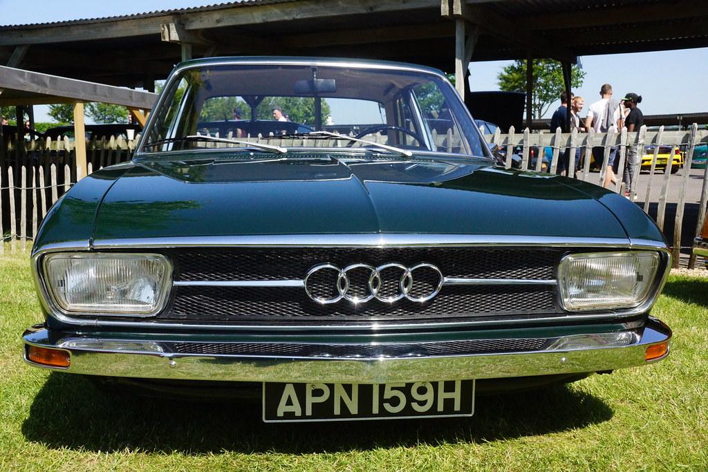Audi 100 1970   f1jherbert   Flickr