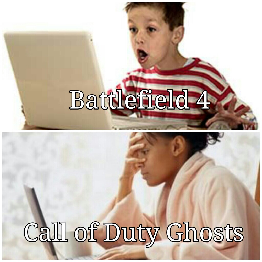 9011074023_8bca8994ea_b all sizes battlefield 4 vs call of duty ghosts flickr photo