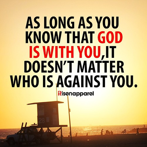 Image result for if god is for us-who can be against us